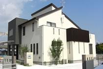 モダン住宅のイメージ