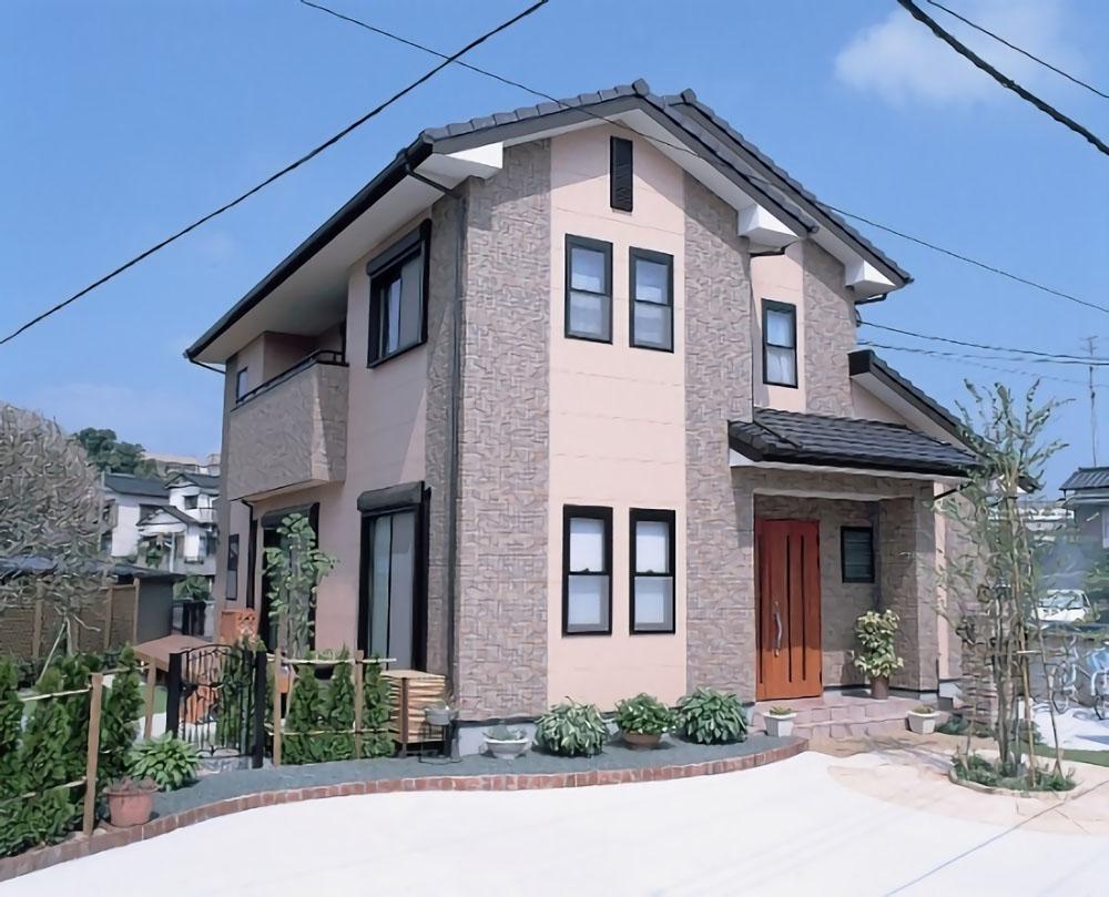 心地よい住空間の家