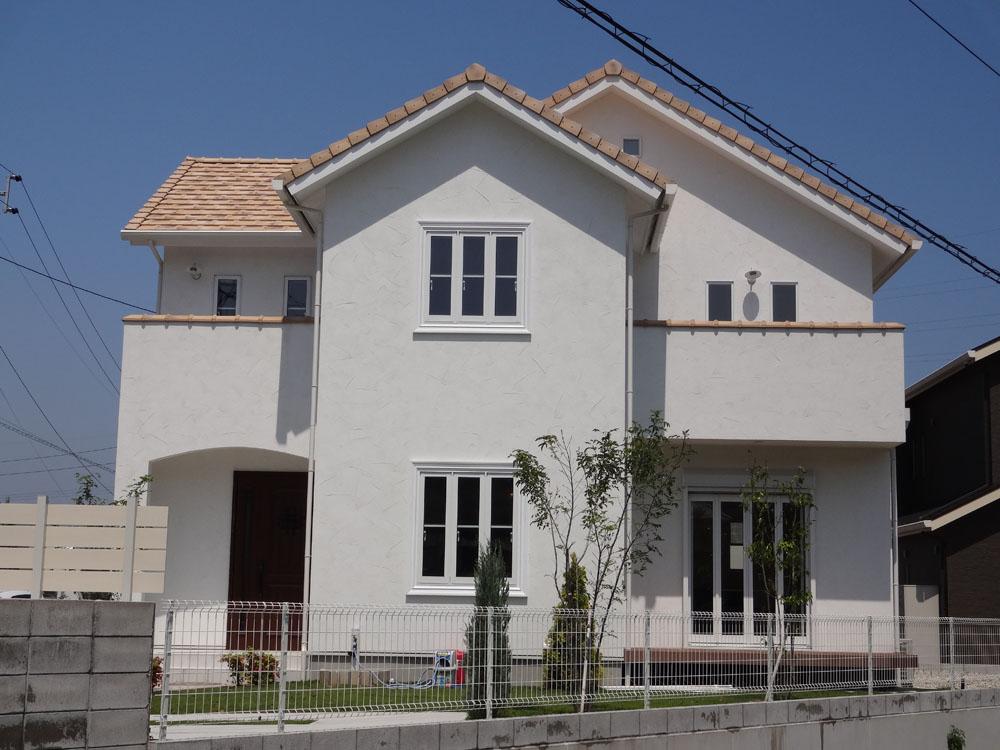 南仏プロヴァンス風の家