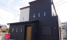 炭を使った住み心地の良い家